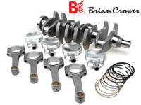 Brian Crower stroker kits camshaft valvetrain rods crankshaft
